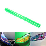 30x120cm Chameleon Motorcycle Car Light Film Headlight Tail Cover Tint Change Sticker