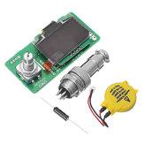 STM32 2.1S OLED T12 Припой Регулятор температуры утюга Сварка Набор Электронная Пайка Удар сна и сна 110-240В 72Вт