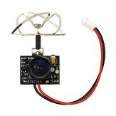 Eachine TX01 NTSC Super Mini AIO 5.8G 40CH 25MW VTX 600TVL 1/4 Cmos FPV Caméra