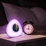 BlitzWolf® BW-LT23 Pro Wake-up Light Alarm Clock with Sunrise & Sunset Mode Touch Control RGB Dimmable Night Lamp
