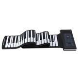 Bora BR-A88 88 Standard Keys Foldable Portable Electronic Keyboard Roll Up Piano