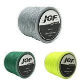 JOF500MPETrançado4 Fios 15-100 LB Alta Sensibilidade Super Forte Linha De Pesca De Pesca Marítima