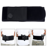 Outdoor Tactical Concealed Waist Belt Holster Universal Shooting Sleeves For Women Men Hunting Accessories