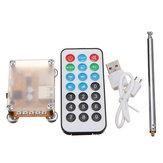 DIY Wireless Audio Receiver Amplifier Board Bluetooth 4.2 Módulo de som estéreo