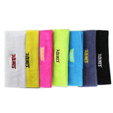 Outdooors Sport Headbrand Breathable Sweat Towel Women Yoga Stretchy Sweatbands
