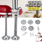Food Meat Grinder Sausage Stuffer Attachment For Kitchen Stand Mixer Accessory