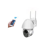1080P CCTV Nirkabel Wifi IP Kamera Keamanan Waterproof Night Vision Outdoor