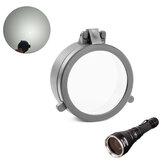 Weltool LF61 filtr latarki Soft filtr światła latarka narzędzia przeciwpowodziowe do latarki Weltool W4