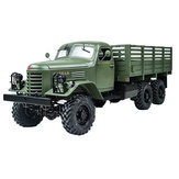CA30 Liberation 1/12 6WD RC Car KIT Model pojazdu All Metal Edition Truck Crawler