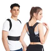 SoporteparalaespaldaCorrectorde postura Aparatos ortopédicos para adultos, mujeres, niños, anti-jorobada, corrección Cinturón