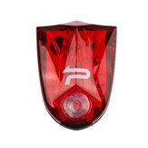 PROMEND Cycling Mountain Bike LED Taillights Rechargeable Bicycle Lights Night Riding Warning Lights