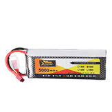 ZOP Power 14,8V 5000mah 50C 4S Bateria Lipo T Plug do Quadcoptera RC