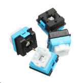 4pcs B3K-T13L Romer G Keyboard Switches for Logitech G310 G810 G910 RGB