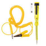6V 12V 24V Auto Power Probe Teste de tensão elétrica Pen Tester Pen Car Motorcycle Circuit