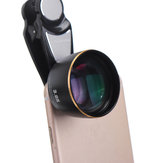 LIGINN L-8185 85mm 3.0X 5K HD Telephoto Portrait Lens for Smartphone Single Lens Dual Lens