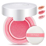3Colors Blush Cream Makeup Natural Moisturizing Powder