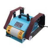 950W 220V Levigatrice per levigatrice da tavolo a doppio asse Cintura con levigatrice multifunzione