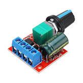 DC 5V〜DC 35V 5A 90WミニDCモータPWMスピードコントローラモジュールスピードレギュレータ調整可能光変調器電子スイッチモジュールボード