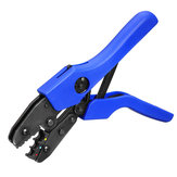 Ratchet Crimping Pliers Cable Wire Crimper Tool Kit Stripper 0.5-6.0mm AWG 20-10