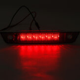 Rear LED Third Brake Light High Mount Stop Lamp Red For Jeep Grand Cherokee 2005-2010