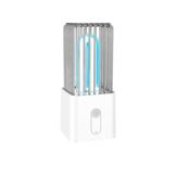 X14 Lâmpada de Desinfecção Ultravioleta Portátil Recarregável UV Carro de Casa Lâmpada de Esterilização Embutida Bateria Mini Esterilizador de Telefone