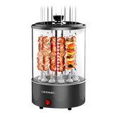LIVEN KL-J120 Machine à Kebab rotative automatique 1100W contrôle de bouton 360 ° rôti rotatif automatique à partir de la chaîne écologique