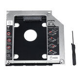 SATA Notebook Hard Drive Bay HDD SSD Caddy Converter Adapter For MacBook Pro 13