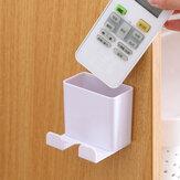 電話/リモコン/エアマウスホルダー用多機能壁オーガナイザー