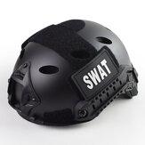 FAST PJ Helmet Airsoft Tactical Helmet Adjustable Sport Comfortable Breathable Helmet Cycling Hunting Head Protector