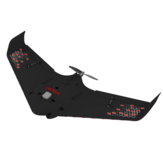 Sonicmodell AR Wing Pro 1000 mm spanwijdte EPP FPV Flying Wing RC vliegtuig KIT / PNP