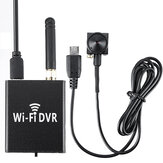 HDC-DVR P2P Mini DVR Wifi Video Recorder Real Time Video & 720P D5A-C Camera Handheld Wireless Camera Set