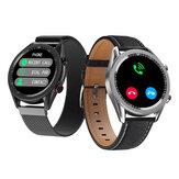 [Bluetooth Call] Bakeey M98 BT5.0 Полный сенсорный экран Сердце Уровень артериального давления Монитор Спорт Фитнес Трекер Смарт-часы 30 дней в режиме ожи
