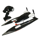 FY616 2.4G 20km / h RC Boot Dual Motor High Speed RTR Ship Model Kinderen Speelgoed