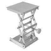 3,5-12,5 * 9 * 9 см алюминиевый подъемный стол для фрезерного станка Деревообработка Гравировка Лаборатория Подъемная стойка Стойка Подъемная п
