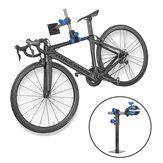 ROCKBROS Bicicleta Suspensa para Parede Suporte para Reparação de Bicicleta MTB Suporte para Bicicleta de Estrada Estação de Reparo de Liberação Rápida Multi-ângulo Fixo Interior