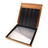 Creality 3D® 310 * 320 * 3 mm Plataforma de cama calefactada de aleación de aluminio Placa para CR-10/CR-10S/PRO Impresora 3D