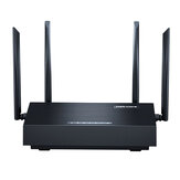 Netcore N6 WiFi 6 Wireless Router 1800M Dual Band 5G 512MB Wifi Router 4*Antennas Gigabit Gaming Router