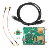 Analisador de espectro simples D6 com fonte de rastreamento TG V2.02 Fonte de sinal simples Ferramenta de análise de domínio de frequência de RF