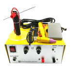 DX-808 80A Pulse Spot Welding Handheld Pulse Spot Welder Spot Welding Machine Gold Silver Jewelry Processing