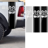97x 25 CM Car Stripe Racing Adesivos PVC Decalques para Dodge Ram 1500 2500 3500 5.7L DS011