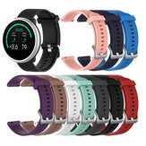 Bakeey 20mm Silicone Texture Multi-color Replacement Strap Smart Watch Band For POLAR Ignite