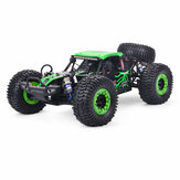 ZD Racing DBX 10 1/10 4WD 2.4G Desert Truck Brushless RC Car High Speed Off Road Vehicle Models 80km/h W/ Spare Tire