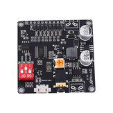 DY-HV8F Voice Playback Module Board MP3 Music Player 10W 20W 12V 24V Playback Serial Control DIY Electronic For Arduino