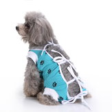 Pet Dog Clothes Care Dog Surgery Clothes For Postoperative Nursing Care Physiological Vest