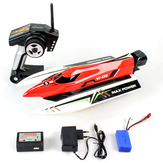 Wltoys WL915 2.4G Bezszczotkowy High Speed 45 km / h Racing RC Boat Model Toys