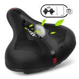 SGODDEバイクシートメモリーフォームバイクサドル快適Soft MTBマウンテンバイクロードバイク用バイククッション