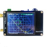 Originele NanoVNA Vector-netwerkanalysator 50 KHz - 900 MHz Digitaal display Touchscreen Kortegolf MF HF VHF UHF Antenneanalysator Staande golf