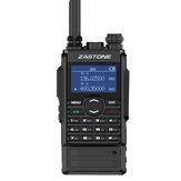 ZASTONE M7 250 Kanal 8W Walkie Talkie VHF UHF Taşınabilir Radyo 2600mAh Batarya İki Yönlü Radyo Büyük Ekran FM Ham 136-174 400-480Mhz Anında Mesajlaşma