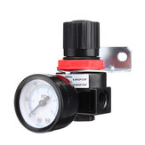 LAIZE AR2000 Air Pressure Regulator Pneumatic Pressure Regulator Valve G1/4 Port for Compressed Air System