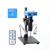 HAYEAR Volledige HD 1080P 60FPS 2K 34MP HDMI USB Industriële Elektronische Digitale Video Microscoop Camera Vergrootglas Voor Telefoon CPU PCB repareren
